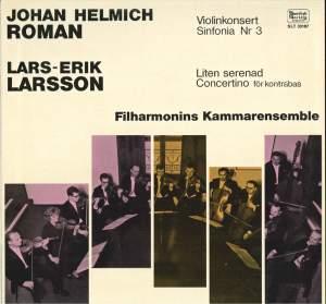 Roman & Larsson: Chamber Works