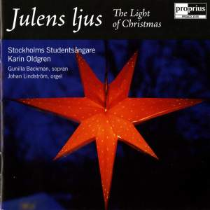 Julens Ljus - The Light of Christmas Product Image