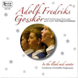 Adolf Fredrik's Boys Choir - In the Bleak Mid-Winter