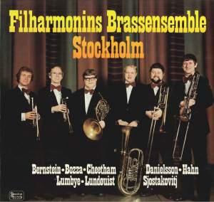 Works for Brass Ensemble by Bernstein, Danielsson, Shostakovich & Others