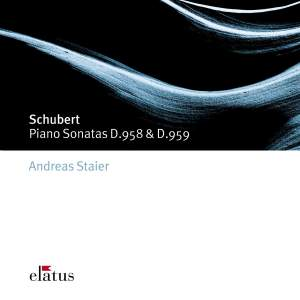 Schubert: Piano Sonata No. 19 in C minor, D958, etc.