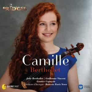 Camille Berthollet: Prodiges