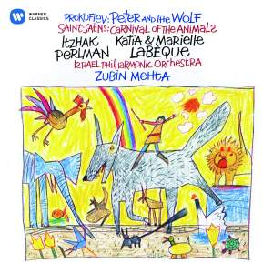 Saint-Saëns: Carnival of the Animals & Prokofiev: Peter and the Wolf