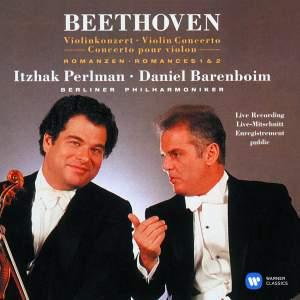 Beethoven: Violin Concerto & Romances Product Image