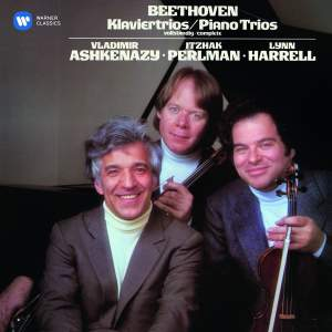 Beethoven: Piano Trios (complete)
