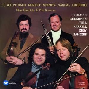 Itzhak Perlman: Baroque Albums