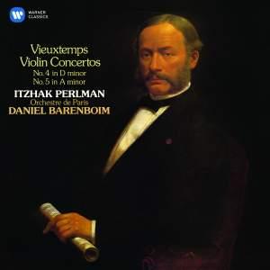 Vieuxtemps: Violin Concertos Nos. 4 & 5