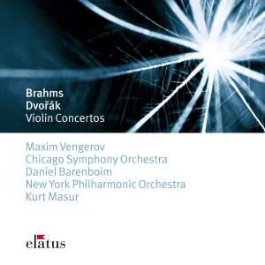 Brahms: Violin Concerto in D major, Op. 77, etc. Product Image
