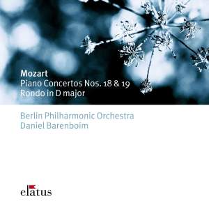 Mozart: Piano Concerto No. 18 in B flat major, K456, etc.