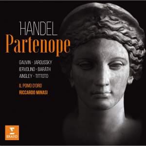 Handel: Partenope, HWV 27 Product Image