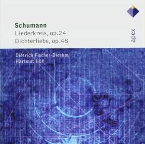 Schumann: Liederkreis, Op. 24, etc.