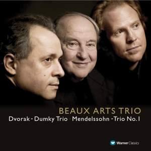 Dvorak & Mendelssohn: Piano Trios