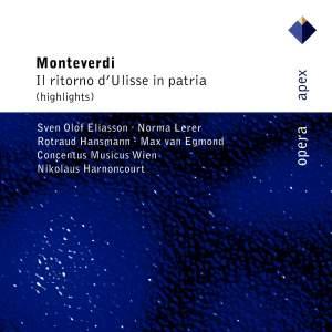 Monteverdi: Il ritorno d'Ulisse in patria (highlights)