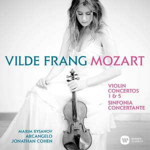Vilde Frang plays Mozart