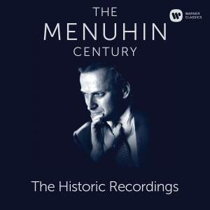 The Menuhin Century - The Historic Recordings Product Image