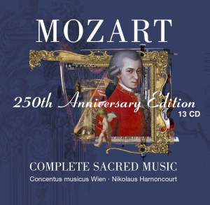 Mozart - Complete Sacred Music