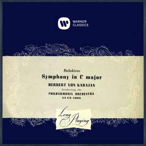 Balakirev: Symphony No. 1 in C major