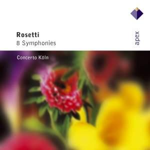 Rosetti: 8 Symphonies