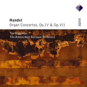 Handel: Organ Concertos Op. 4 and 7