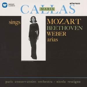 Maria Callas: Mozart, Beethoven, Weber recital (1963–1964)