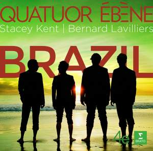 Quatuor Ebène: Brazil
