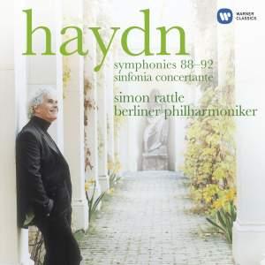 Haydn - Symphonies Nos. 88-92