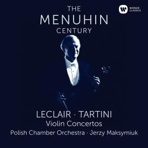 Leclair & Tartini : Violin Concertos