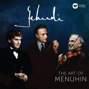Yehudi – The Art of Menuhin