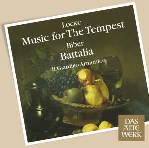 Locke: Music for The Tempest