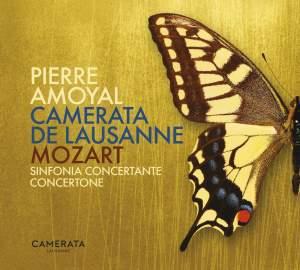 Mozart: Sinfonia concertante & Concertone