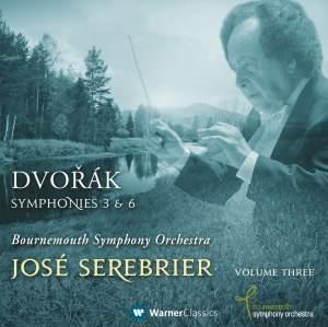 Dvorak: Symphonies Nos. 3 & 6
