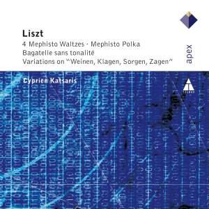 Liszt: 4 Mephisto Waltzes