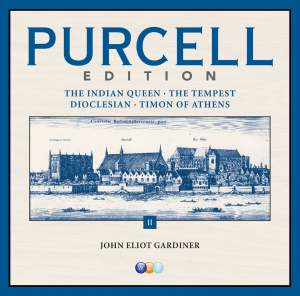 Purcell Edition, Vol. 2 - Theatre Music