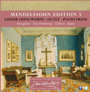 Mendelssohn Edition, Vol. 5 - Keyboard & Chamber Music