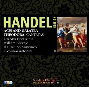 Handel Edition Volume 8 - Theodora, Acis and Galatea, etc.