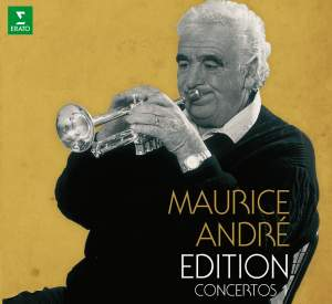 Maurice André Edition Volume 1 - Concertos 1 Product Image