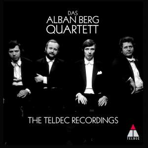 The Alban Berg Quartet - The Teldec Recordings (1971-79)