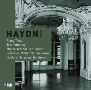 Haydn Edition Volume 2 - Piano Trios