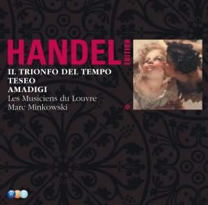 Handel Edition Volume 2 - Il Trionfo, Teseo and Amadigi di Gaula