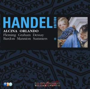 Handel Edition Volume 1 - Alcina and Orlando