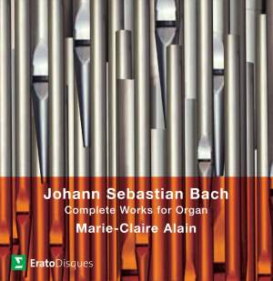 Bach, J S: Organ Works (complete) Product Image