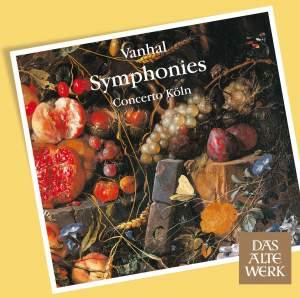 Vanhal - Symphonies