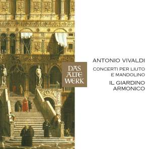 Vivaldi: Concertos for Lute and Mandolin