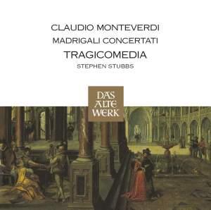 Monteverdi: Madrigali concertati Product Image