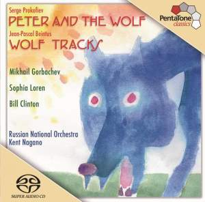 Prokofiev: Peter and the Wolf & Beintus: Wolf Tracks