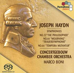 Haydn Symphonies Product Image