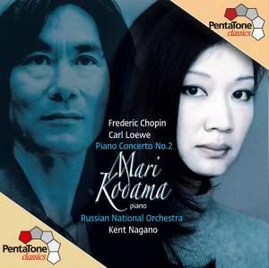 CHOPIN: Piano Concerto No. 2 / LOEWE: Piano Concerto No. 2