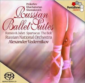 Russian Ballet Suites