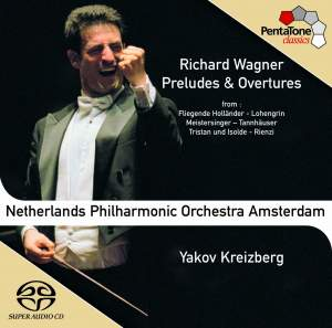 Richard Wagner - Preludes & Overtures Product Image