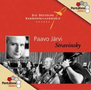 Stravinsky - Orchestral Works